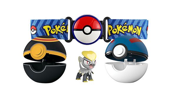 Llegan a España nuevos juguetes de Pokémon por Wicked Cool Toys