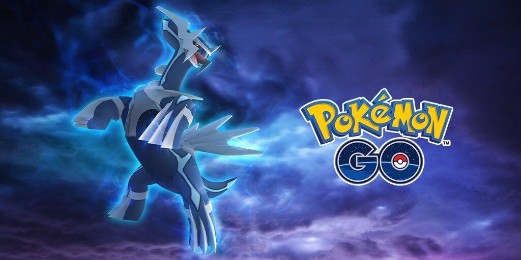Palkia será reemplazado por su hermano guay en las incursiones de Pokémon GO