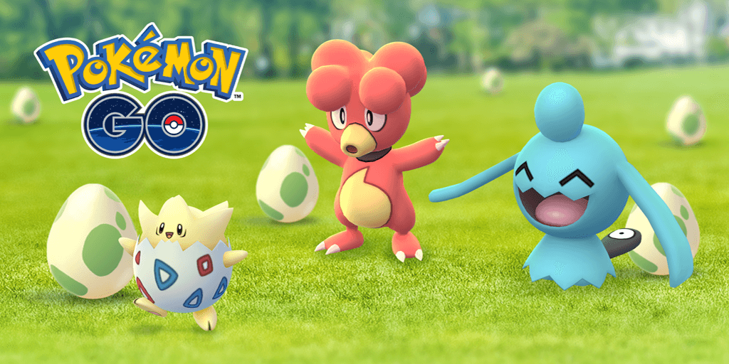 Vuelve el festival de primavera a Pokémon GO