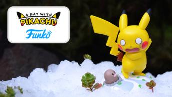 funko pikachu enero