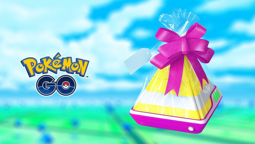 Nuevo evento de regalos en Pokémon GO durante el mes de agosto