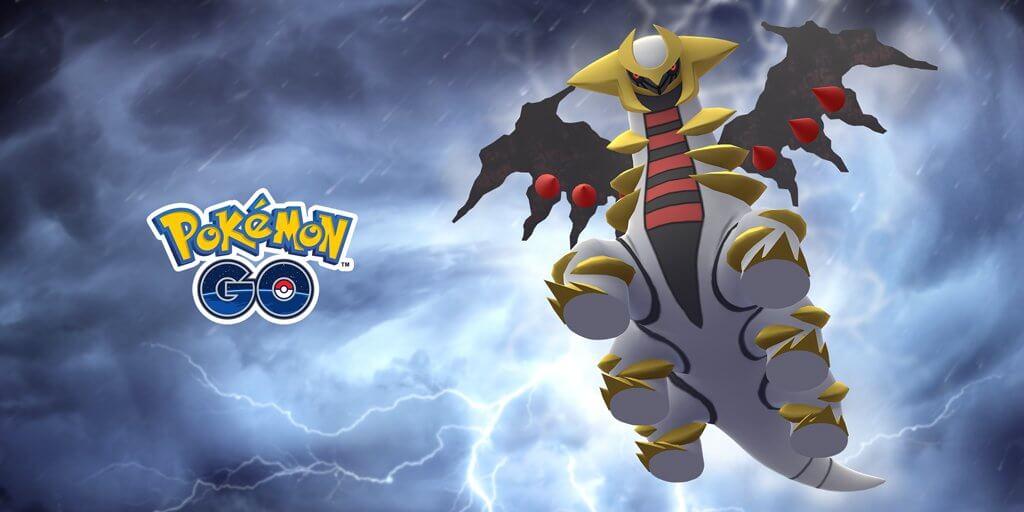 El hermano problemático de Palkia y Dialga regresa a Pokémon GO