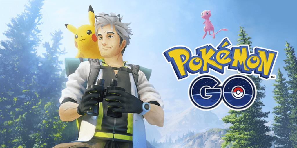 Mew llegará finalmente a Pokémon GO