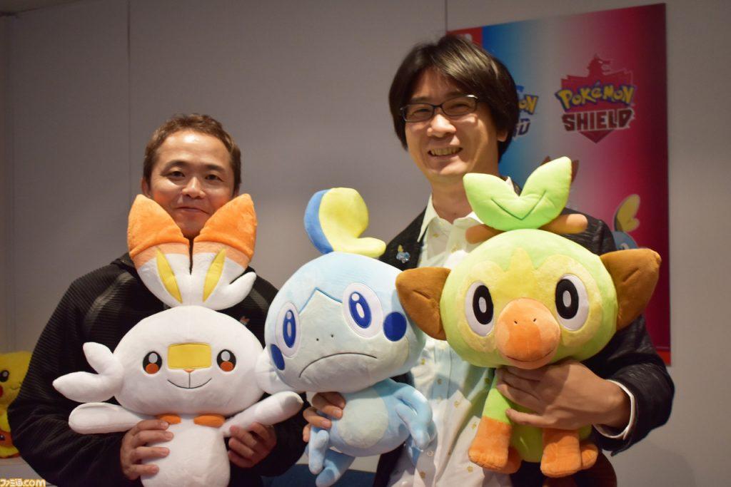 Entrevista a Junichi Masuda y Shigeru Ohmori por Famitsu traducida a español
