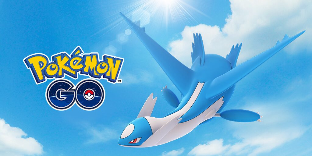 Semana de incursión especial con Latios en Pokémon GO
