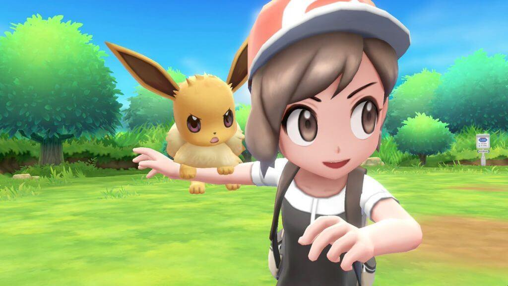Anunciados Pokémon Let's Go, Pikachu! y Pokémon Let's Go, Eevee! para Nintendo Switch