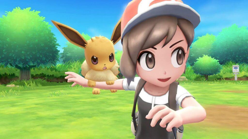 Nuevas Imágenes de Pokémon Let's GO