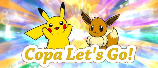 Anunciada la copa Let's Go! para Pokémon Ultrasol y Ultraluna