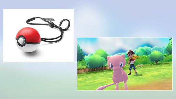 La Poké Ball Plus traerá un Mew para Pokémon: Let's Go, Pikachu! y Pokémon: Let's Go, Eevee!