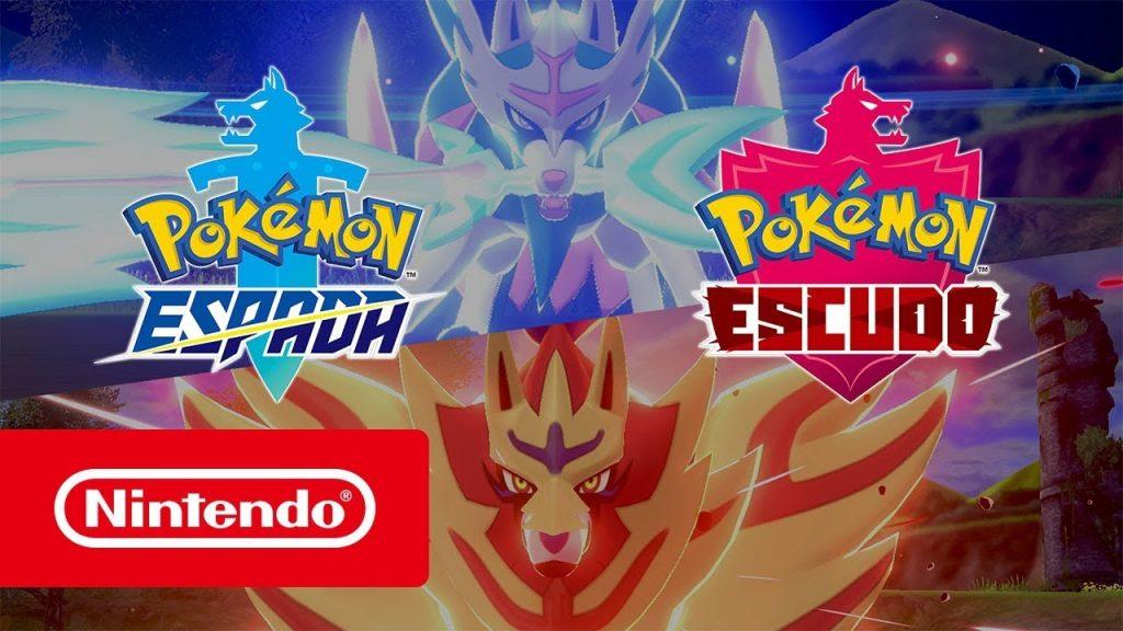 Nuevo tráiler general de Pokémon Espada y Pokémon Escudo mostrando todo lo anunciado hasta ahora