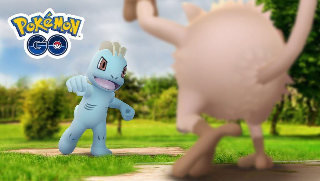 Comienza el evento Desafío Lucha en Pokémon GO