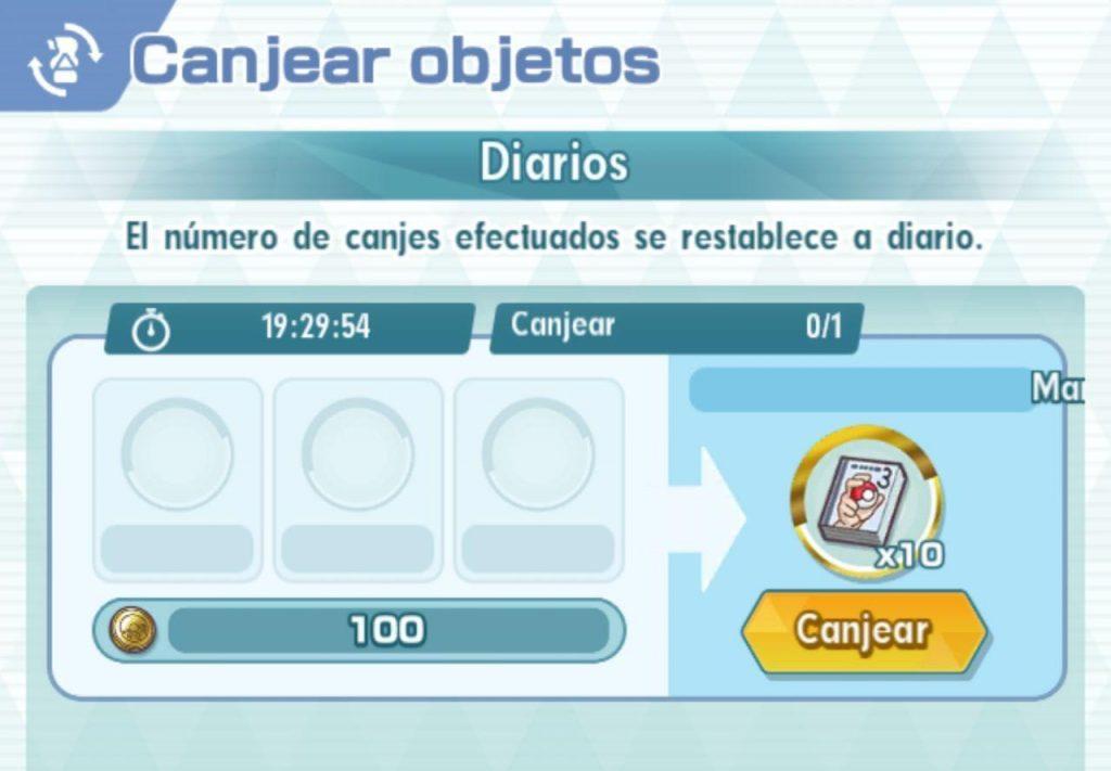 Obtén una recompensa diaria extra en Pokémon Masters hasta el 17 de octubre