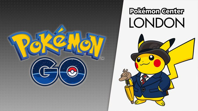 Londres tiene un evento especial de Pokémon GO gracias al Pokémon Center