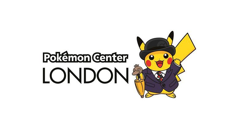 Londres tendrá un Pokémon Center TEMPORAL del 18 de octubre al 15 de noviembre