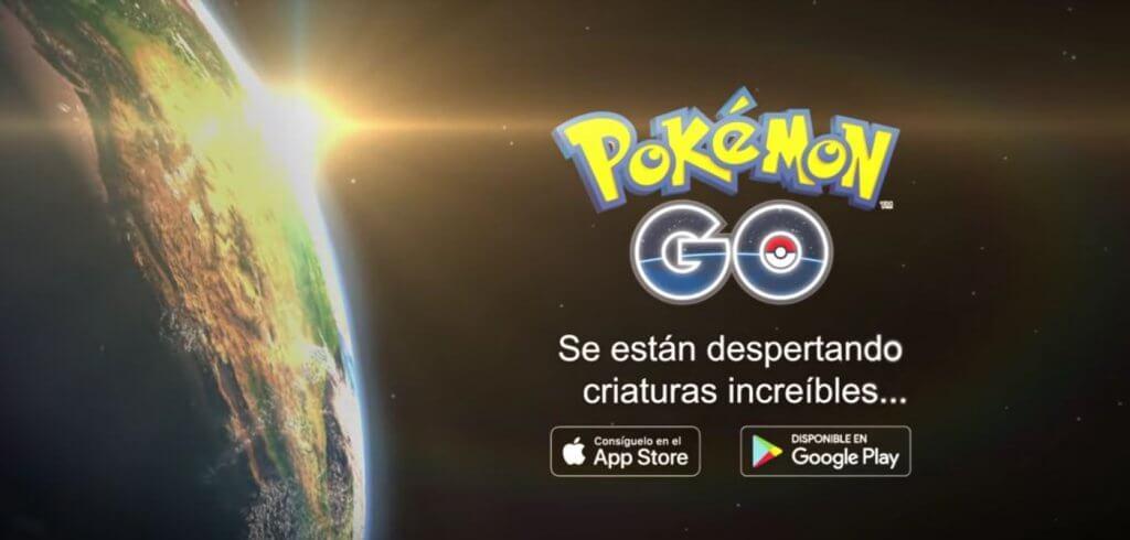 La versión con los Pokémon de cuarta generación ya está llegando a Pokémon GO