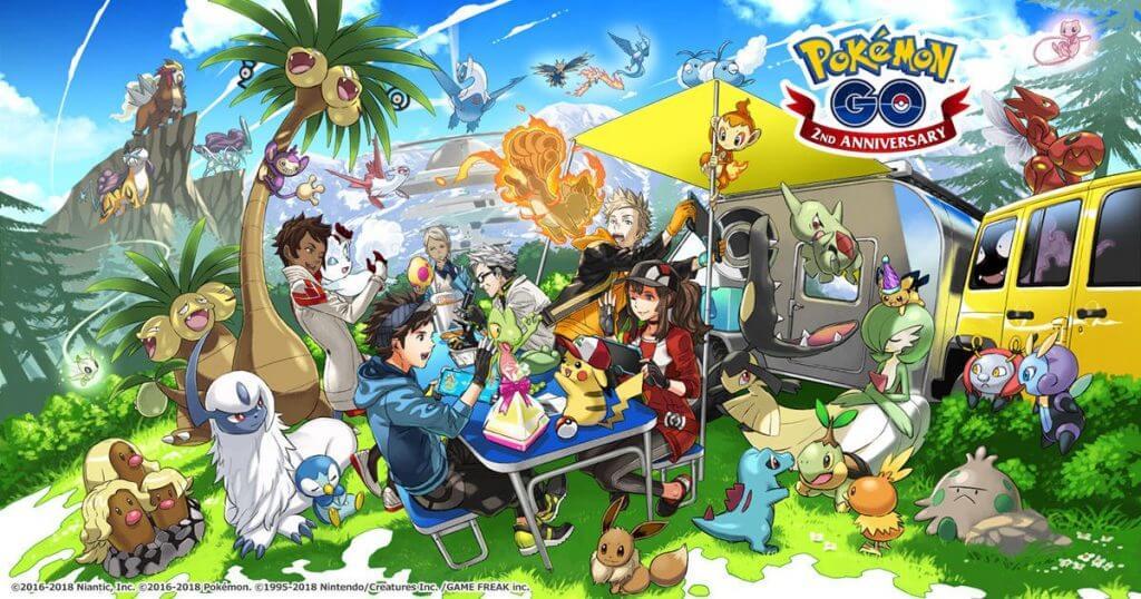 La cuarta generación llegaría muy pronto a Pokémon GO
