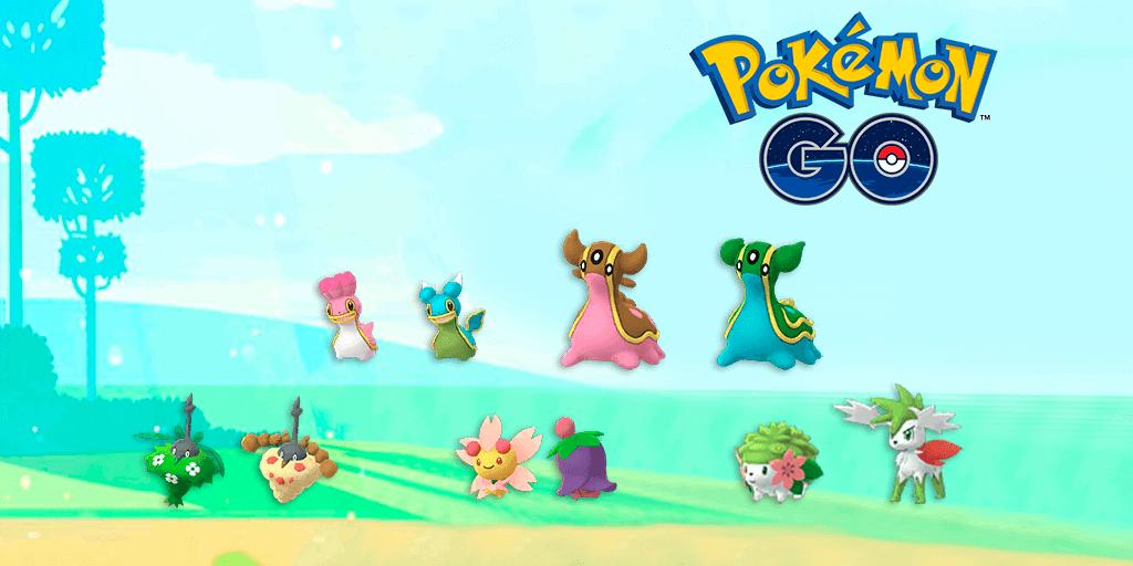 Novedades en Pokémon GO, consigue más Meltan y nuevos Pokémon en el código del juego