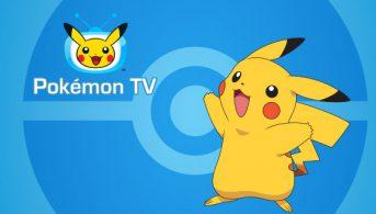 pokemon tv app en apple tv
