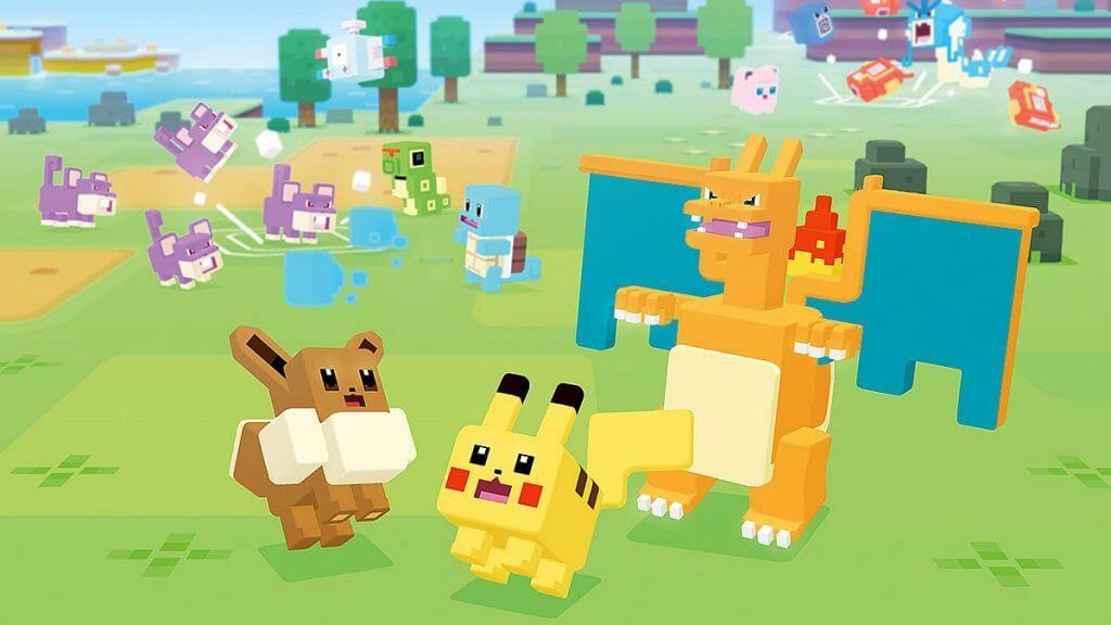 Pokémon Quest ha logrado 3 millones en descargas y beneficios