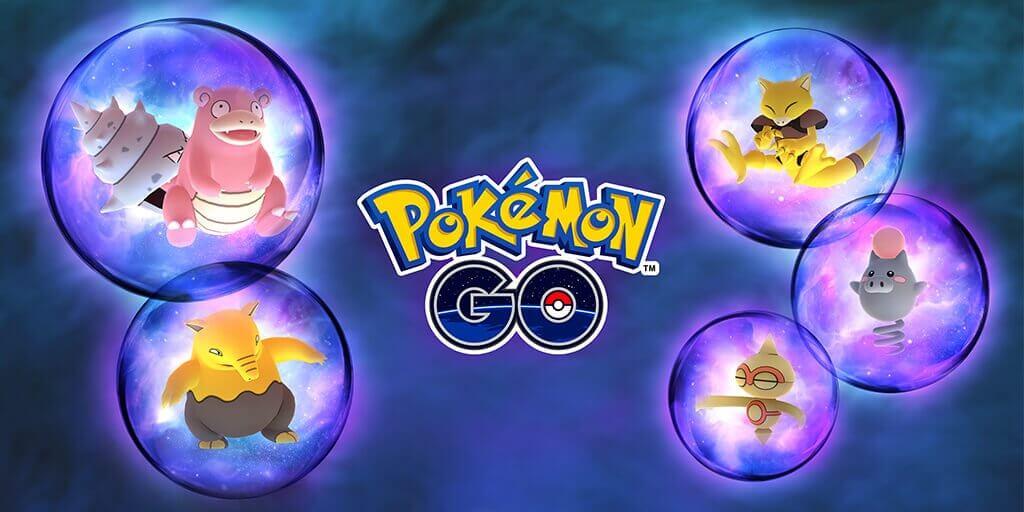 Anunciado un nuevo evento de tipo psíquico en Pokémon GO llamado Psicoespectáculo