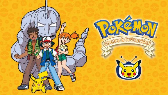 "Ya disponible ""Aventuras en las Islas Naranja"" desde TV Pokémon"