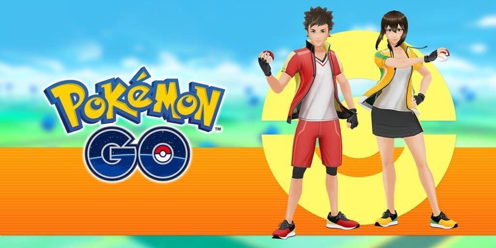Desbloquea nuevos artículos de líder de gimnasio en Pokémon GO