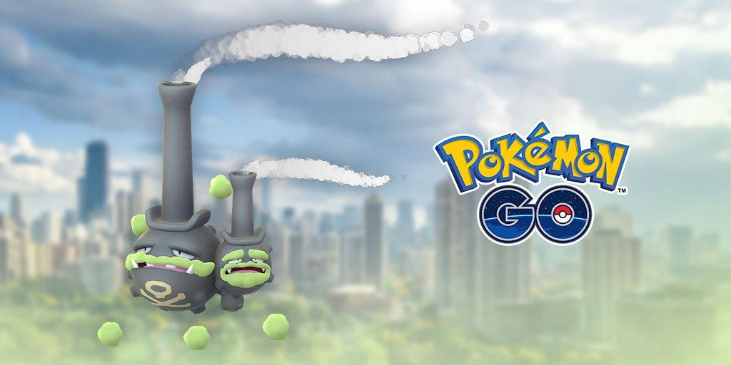 Celebra el lanzamiento de Pokémon Espada y Escudo con UNA forma de Galar en Pokémon GO