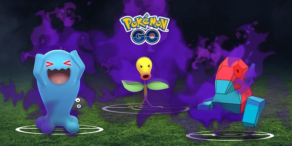 Nuevo evento en Pokémon GO relacionado con el Team GO Rocket