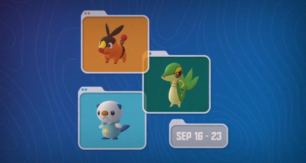 Anunciado el ultrabonus 2019 de Pokémon GO con Pokémon de Teselia, Deoxys y mucho más