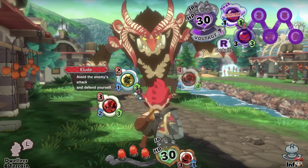 TOWN de GAME FREAK revela una nueva imagen de su interfaz