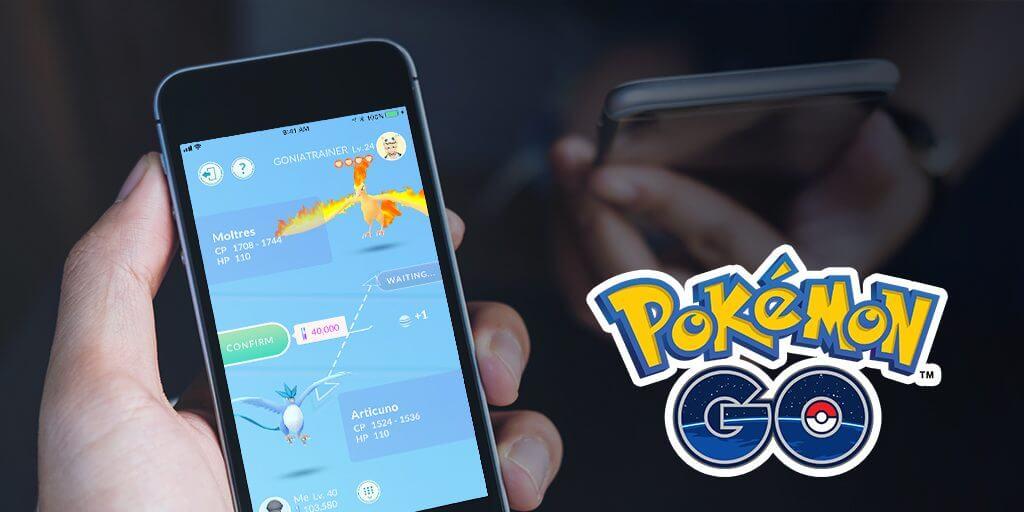 Los amigos e intercambios llegarán esta semana a Pokémon GO