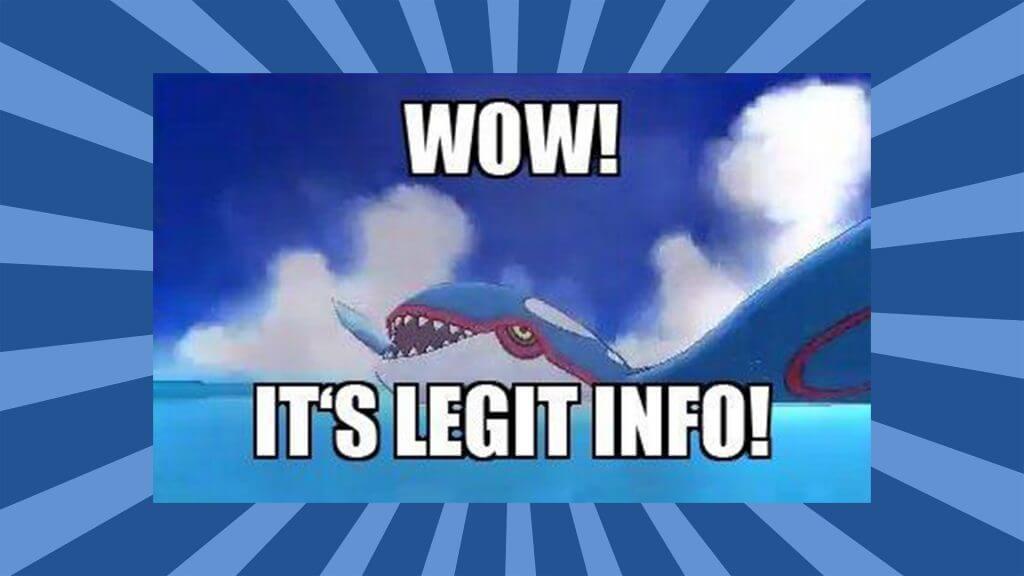 El programa japonés Oha Suta mostrará una nuevas noticias de Pokémon
