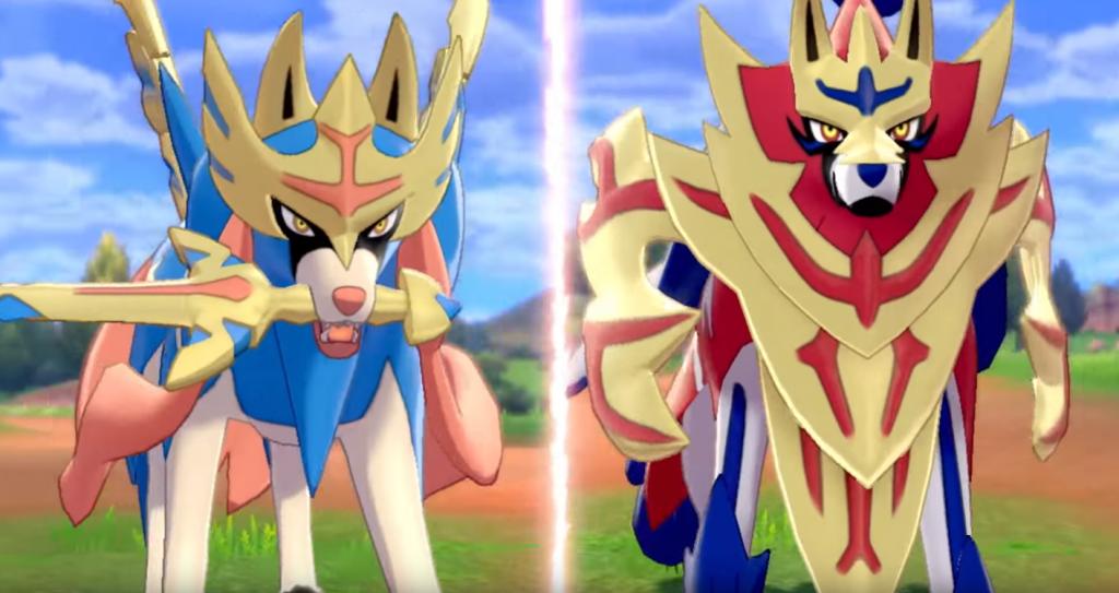 ¡Pokémon Espada y Pokémon Escudo ya disponibles en Europa!