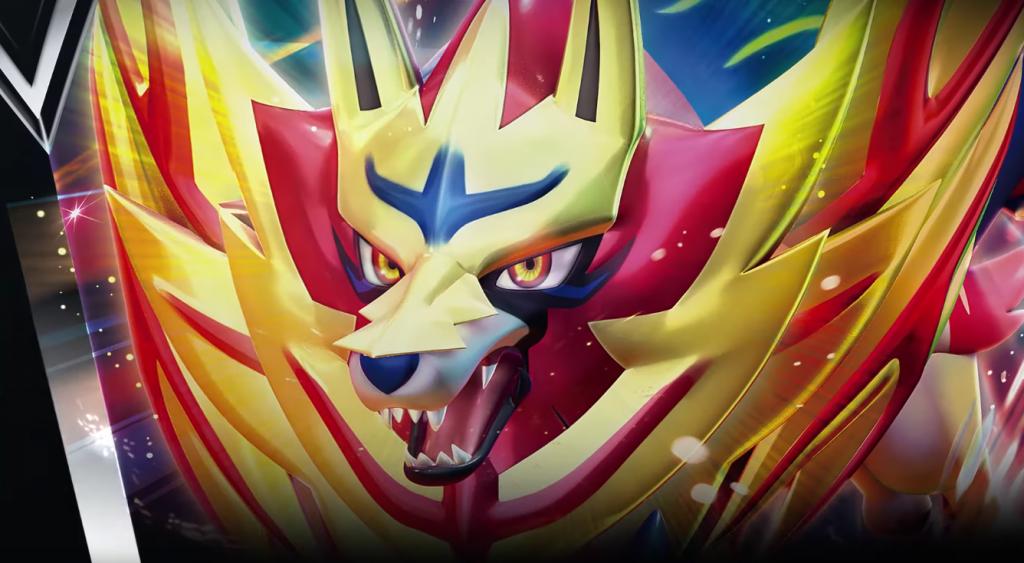 Reveladas las nuevas cartas V de Pokémon JCC incluyendo Pokémon legendarios